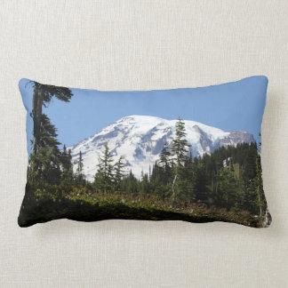 Mount Rainier Lumbar Pillow