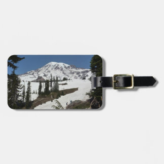 Mount Rainier N.P. (Paradise) Luggage Tag