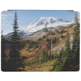 Mount Rainier National Park, autumn iPad Cover
