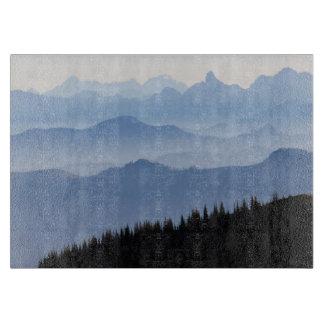 Mount Rainier National Park | Cascade Mountains Cutting Board