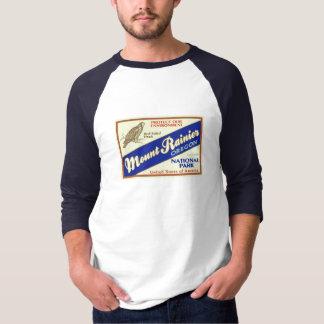 Mount Rainier National Park (Hawk) T-Shirt