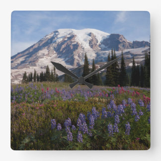 Mount Rainier National Park, Mount Rainier 3 Wall Clocks