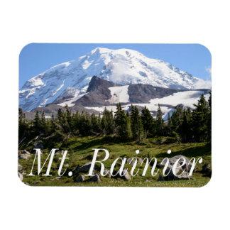 Mount Rainier National Park, WA. Spray Park Magnet