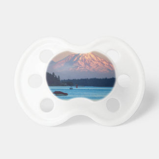Mount Rainier Pacifier
