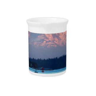 Mount Rainier Pitcher