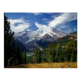 Mount Rainier Postcard