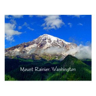 Mount Rainier Viewpoint Postcard