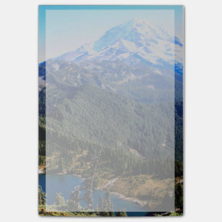 Mount Rainier Washington Post-it Notes