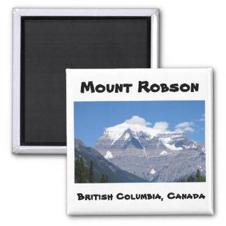 Mount Robson Magnet