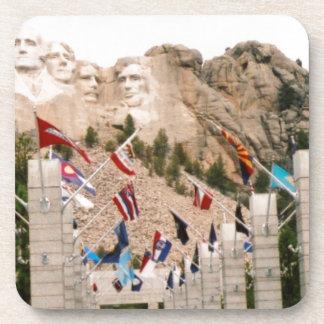 Mount Rushmore Coaster