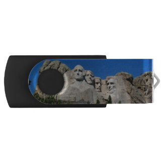 Mount Rushmore Customizable Photo Souvenir USB Flash Drive