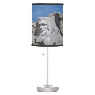 Mount Rushmore Lamp