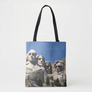 Mount Rushmore Monument Tote