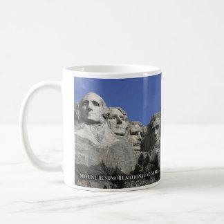 Mount Rushmore National Memorial Historical Mug