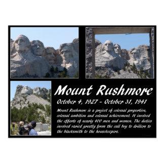 Mount Rushmore Series #2 Postcard