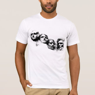 Mount Rushmore Silhouette T-Shirt