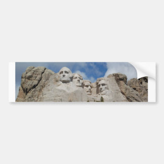Mount Rushmore south dakota Bumper Sticker