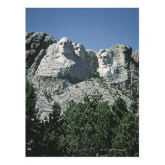 Mount Rushmore , South Dakota Postcard