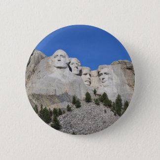 Mount Rushmore South Dakota Presidents USA America 2 Inch Round Button