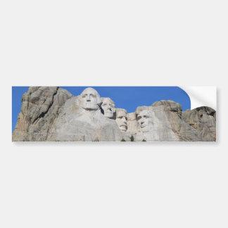Mount Rushmore South Dakota Presidents USA America Bumper Sticker