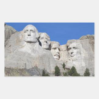 Mount Rushmore South Dakota Presidents USA America Sticker
