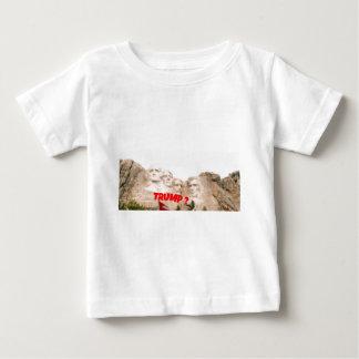 Mount Rushmore Trump ? Baby T-Shirt