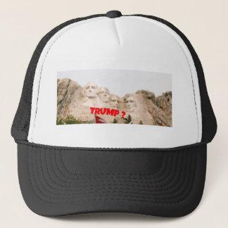 Mount Rushmore Trump ? Trucker Hat