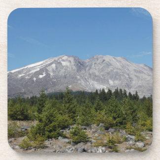Mount Saint Helens wide angle early summer Coaster