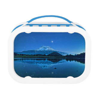 MOUNT SHASTA BY STARLIGHT LUNCH BOX