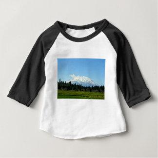 Mount Shasta California Mountain Landscape Nature Baby T-Shirt