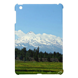 Mount Shasta California Mountain Landscape Nature iPad Mini Cover