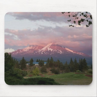 Mount Shasta Mouse Pad