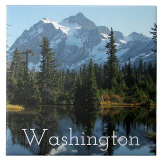 Mount Shuksan, Washington Photo Tiles