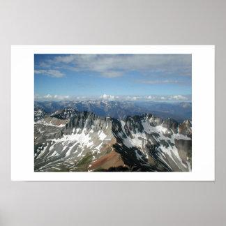Mount Sneffles Poster