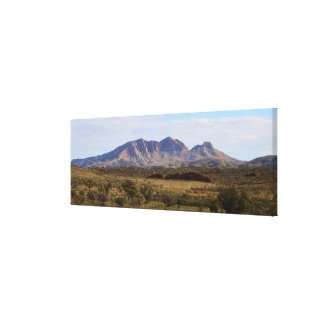 Mount Sonder, Outback, Central Australia Canvas Print