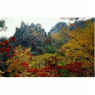 Mount Soraksan in fall Photo Sculptures