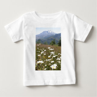 Mount St. Helens Baby T-Shirt