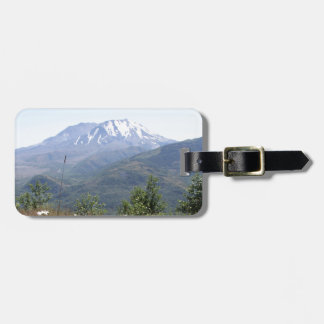 Mount St. Helens Luggage Tag