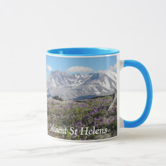 Mount St Helens Photo Coffee Mug