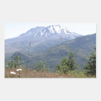 Mount St. Helens Sticker