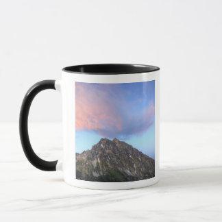 Mount Stuart, at sunset Mug