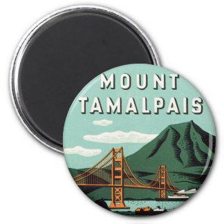 Mount Tamalpais Magnet