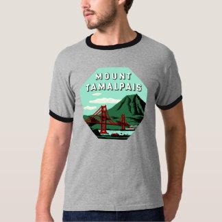 Mount Tamalpais Marin County T-Shirt