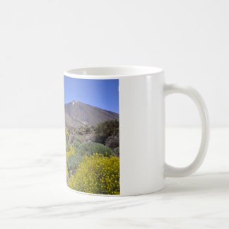 Mount Teide at Tenerife Coffee Mug