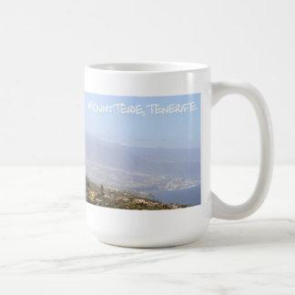 Mount Teide, Tenerife Mug
