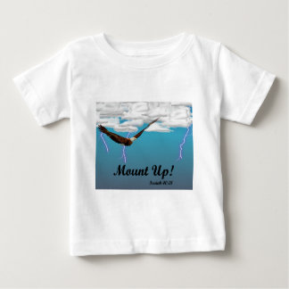 Mount Up on Eagle's Wings Infant T-shirt