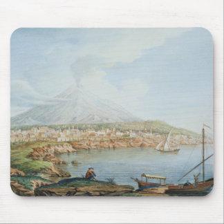 Mount Vesuvius, plate 36 from 'Campi Phlegraei: Ob Mouse Pad