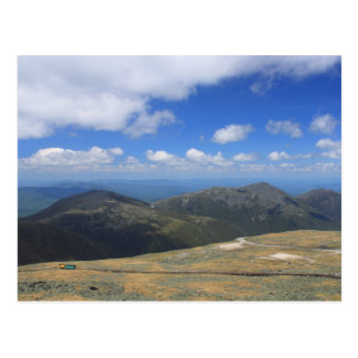 Mount Washington Northern Presidential Range and C Postcard