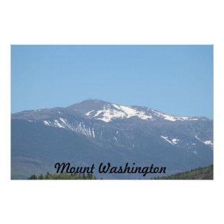 Mount Washington Photo Print