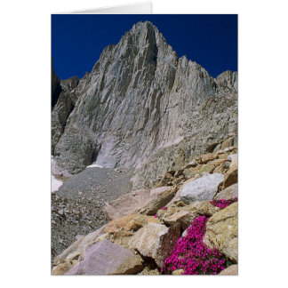 Mount Whitney, California Card